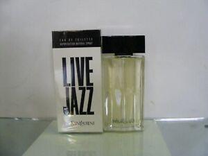 Yves Sain Laurent Live Jazz. Shower Gel 6.8oz