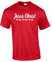 Jesus Christ T-Shirt Christian,Faith, God, Unisex Gift