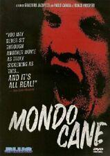 MONDO Cane 0827058101196 With Gualtiero Jacopetti DVD Region 1