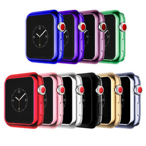 iWatch Apple Watch Series 5 4 3 2 1 Protector Ultra Slim Cover Case with Screen