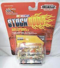 RARE RACING CHAMPIONS STOCK RODS 1/64 BOBBY HAMILTON 1963 CORVETTE 1999 DIECAST