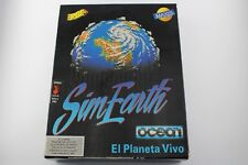 PC IBM 5 1/4 5,25 ERBE MAXIS OCEAN SIM EARTH VERSION ESPAÑOLA