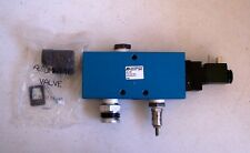 AV Pneumatic Directional Control Valve 4 Way 2 Position (5 Ported) 24V DC