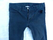 H&M Jeans Hose für Jungen Straight Black Gr.170