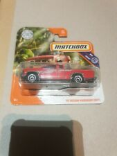 Matchbox 95 Nissan Hardbody Pick Up New
