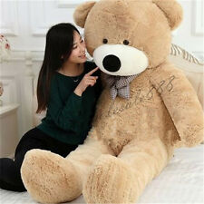 Xmas Cute Huge Giant Big Brown Teddy Bear  Plush Baby Soft Toy Dolls Party Gift