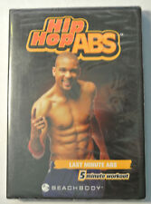 Hip Hop ABS: Last MInute Abs 5 Minute Workout - Brand New Factory Sealed