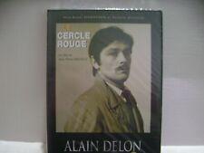 DVD  ALAIN DELON LE CERCLE ROUGE