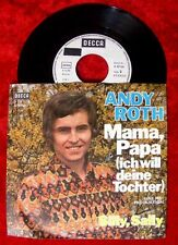 Single Andy Roth Mama Papa (Ich will deine Tochter)
