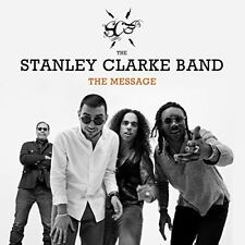 The Stanley Clarke Band - The Message [CD]