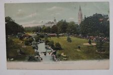 1904 Bournemouth Pleasure Gardens Postcard - Pub F.G.O. Stuart No. 178