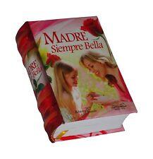 Madre Siempre Bella libro miniatura de fácil lectura pasta dura mas de 400 pgs