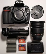 Nikon D700 12.1MP Camera + Tamron 20-40mm f2.7-3.5 Lens READ AS-IS