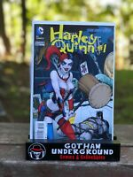 Batman's Detective Comics 23.2 Harley Quinn Chris Burnham NON LENTICULAR Cover