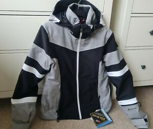 Women's SPYDER Captivate GTX Ski Jacket, BNWT- Size UK10