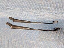 03 Carrera 4 911 997 987 Porsche 996 LH RH WINDSHIELD WIPER ARMS SET 99662802800