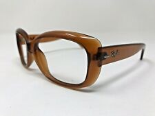 RAY BAN RB4101 JACKIE OHH Sunglasses Frame 717/51 Brown Wrap IH11