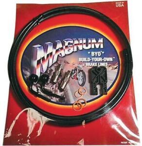 Magnum BYO Build-Your-Own DOT Single Disc Brake Line Kit 496190A