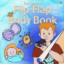 Flip Flap Body Book (Usborne Flip Flaps) by Smith, Alastair, Tatchell, Judy