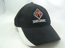East Coast International Trucks Hat Black Hook Loop Baseball Cap