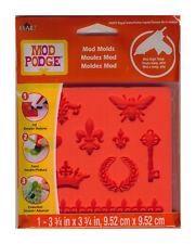 Mod Podge Molds, Royal Icons, Silikonform Gießform für Schmuck-Teile 24893