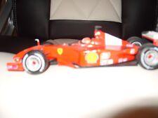 ferrari  f2001  hot wheels   1/24