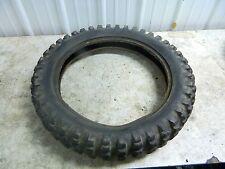 4.50-18 IRC motocross GS-56F rear back dirtbike motorcycle tire wheel 4.50 18