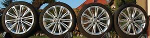 *ORIGINAL ALUFELGEN SATZ 19 ZOLL VW PASSAT B8 VERONA