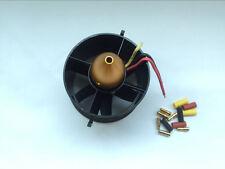 70mm Duct Fan + 3000KV Brushless Motor for lipo RC Jet
