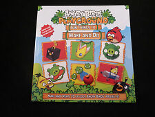 Angrybirds Playgound Fun Things to Make and Do - 64 Pages and 20 Projects!