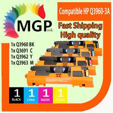 4x Q3962A Q3963A Q3960A Q3961A Toner Cartridge For HP 2840 2550L 2550N