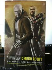 Guy Haley / Omega Point / Richards & Klein #2 / Angry Robot