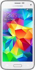 Samsung Galaxy S5 Mini SM-G800F - 16GB - Bianco (senza Simlock) Smartphone NUOVO