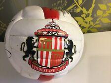 Signed Sunderland SAFC Football