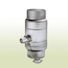 Zink Regenwassersammler DN 120 mit Schlauchpaket