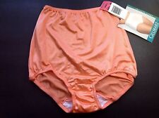 Women Panties,Briefs GELMART Size S.Small Orange Satin W/decoration