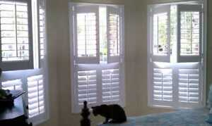 Vinyl/PVC Custom Shutters, $11.99/square foot