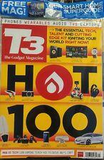 T3 The Gadget Magazine UK April 2016 Hot 100 Phones TV's Laptop FREE SHIPPING sb