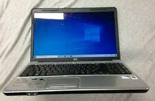 Hp G60-443cl laptop (web cam)(windows 10)(500 GB HDD)(4 GB RAM)(used)