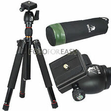 BEIKE BK-555 Pro Camera Tripod Kit w Ball Head for Canon/Nikon/Sony/Olympus DSLR