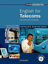 English for Telecoms Student's Book and Multirom Pack