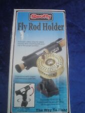 SCOTTY FLY ROD HOLDER INCLUDES 264 FLUSH MOUNT  BOAT KAYAK TROLLING FISHING NEW