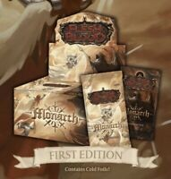 Flesh and Blood TCG Monarch Booster Box 1st Edition