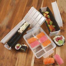 Kai Pure Komachi 3pc Sushi Roll & Nigiri Mold / Maker / Press Set