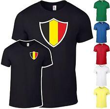 T-Shirt Belgien Belgieer EM WM Sieger Fussball