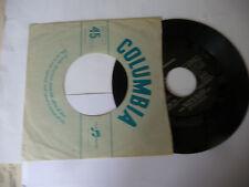 """I NOMADI"""" UN FIGLIO DEI FIORI NON PENSA- disco 45 giri COLUMIA It 1967"""" BEAT it"""