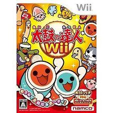 Taiko no Tatsujin Wii /w  Nintendo Wii JAPAN Taiko no Tatsujin  jp 1
