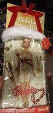 HOLIDAY SPARKLE BARBIE DOLL MINT IN PACKAGE. FREE U.S. SHIP