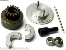 .12.18 Sh Rc Motor Nitro 2 Clutch Shoe Volante Kit de campana