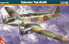 YAKOVLEV YAK-6 LNB  (FRENCH, POLISH & SOVIET AF MARKINGS)#D29 1/72 MISTERCRAFT